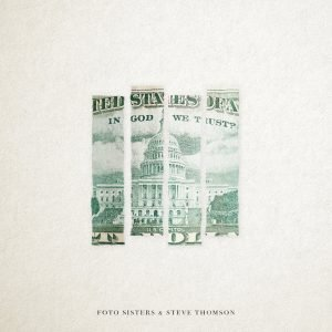 """In God We Trust?"" single artwork cover"